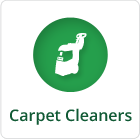carpet cleaners in our vacuum cleaner store