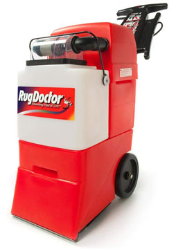 carpet cleaner from RugDoctor