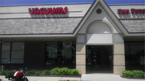 commercial vacuum in Herndon