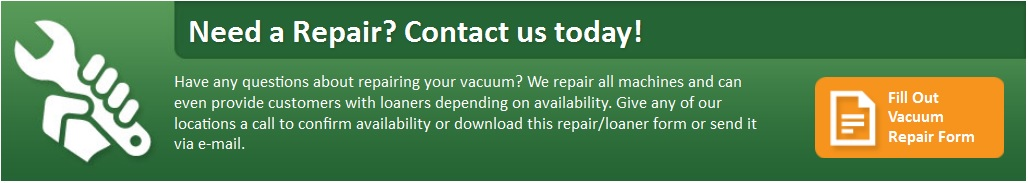 Vacuum repair Herndon Chantilly